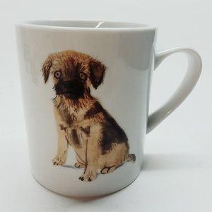 "MAGPIE ""Terrier"" DOG Jo Clark Design Coffee Mug"